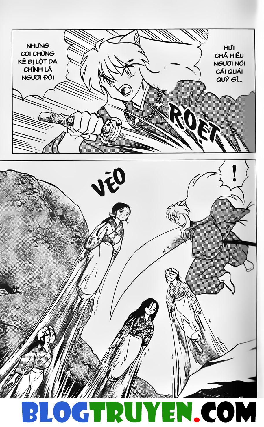 Inuyasha vol 30.3 trang 4