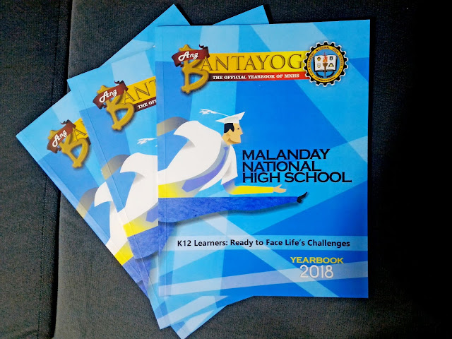 [YEARBOOK] 2018 Malanday National High School