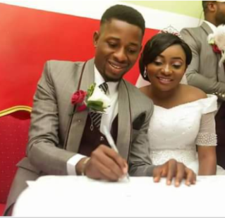 Orp Members Amara Uka And Ajah Anayo Who Are Currently Undergoing Their NYSC Program Tied The Knot On November 18 Years After They Met At Federal
