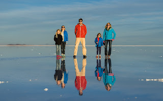 Bolivian Salt Flats. Tracey Carisch's Operation Awesome Debut Author Spotlight and Emerging First Book