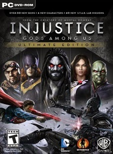 Injustice: Gods Among Us Ultimate Edition - PC (Completo)