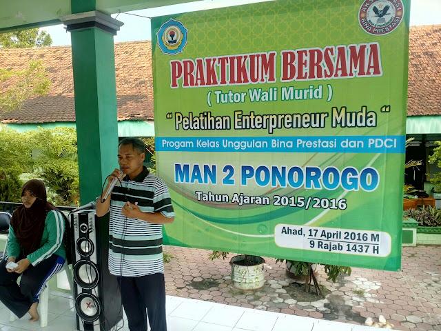 Program Binpres dan PDCI Mandapo Gelar Pelatihan Interpreneur