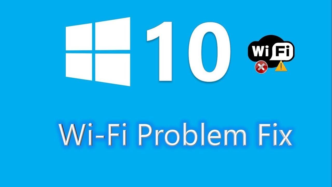no wireless internet connection windows 10