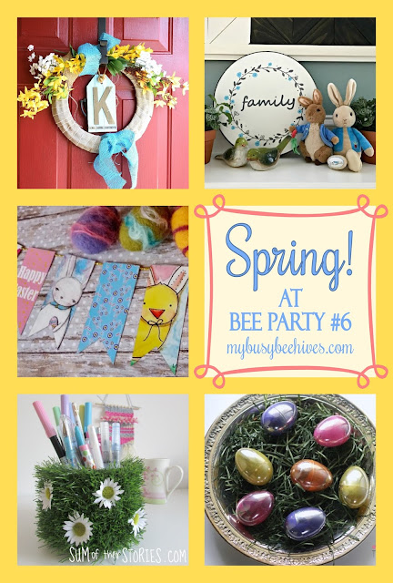 Spring and Easter features