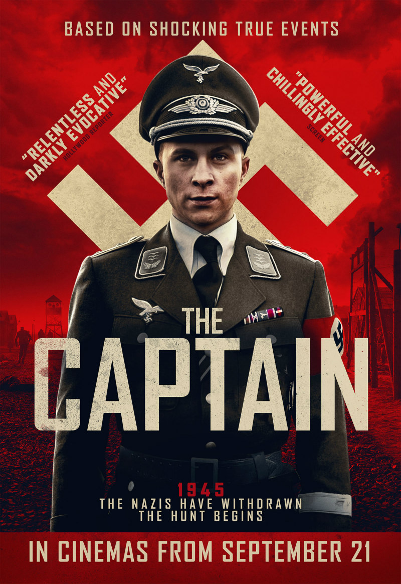the captain film poster