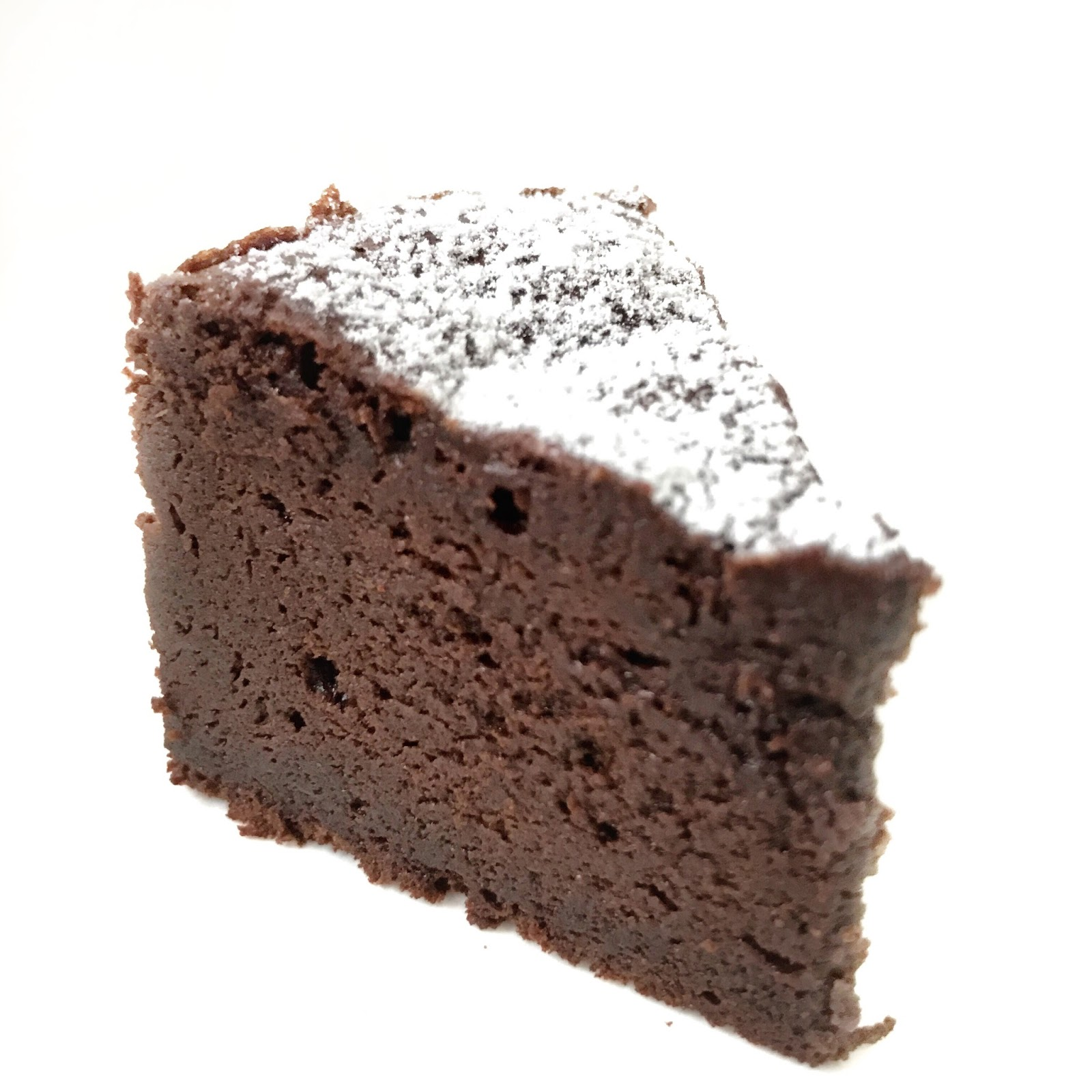 Sherbakes Flourless Rich Chocolate Cake