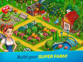 Superfarm Heroes Mod Apk v0.9.10 (Unlimited Money)