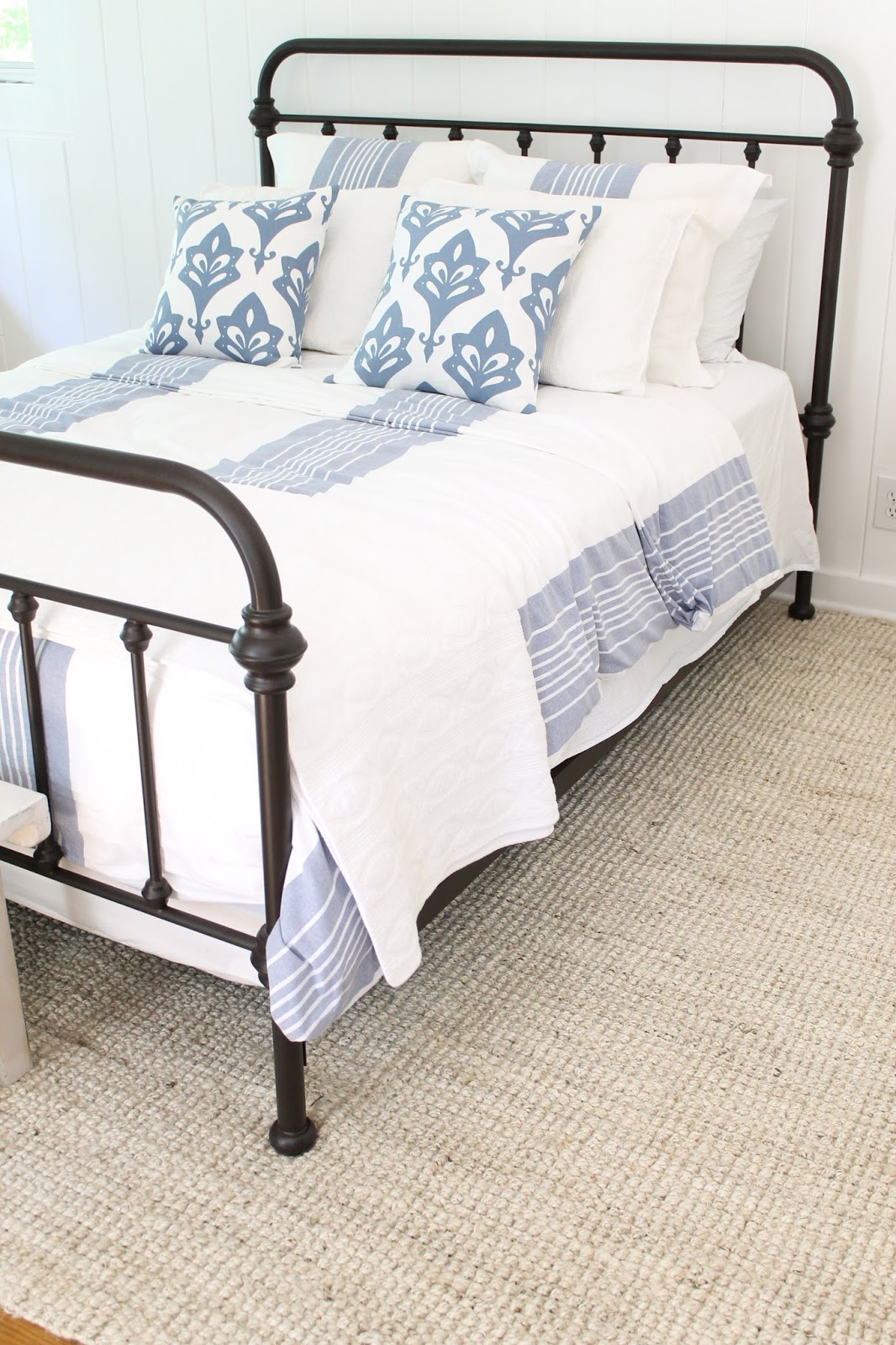 the picket fence projects: The price is right rug