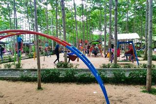 Taman Bukit Dhoho Indah Kediri