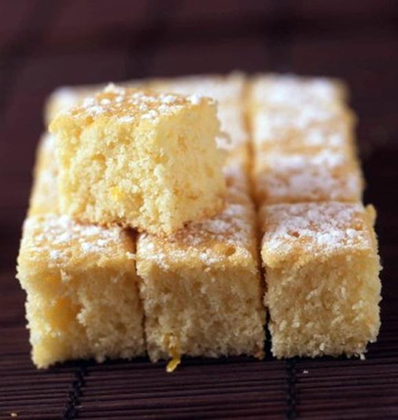 Gâteau Léger Au Citron