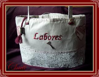 Bolsa de costura
