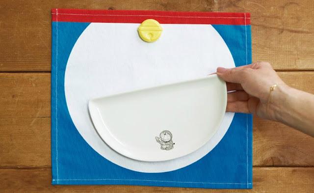 【特別限定】超想要的叮噹餐具 日本郵局開賣
