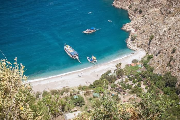 Butterfly Valley — Faralya, Turkey