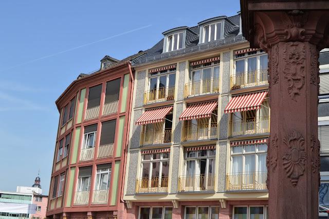 Frankfurt Building details