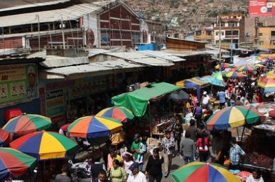 Mercado Modelo de Huánuco