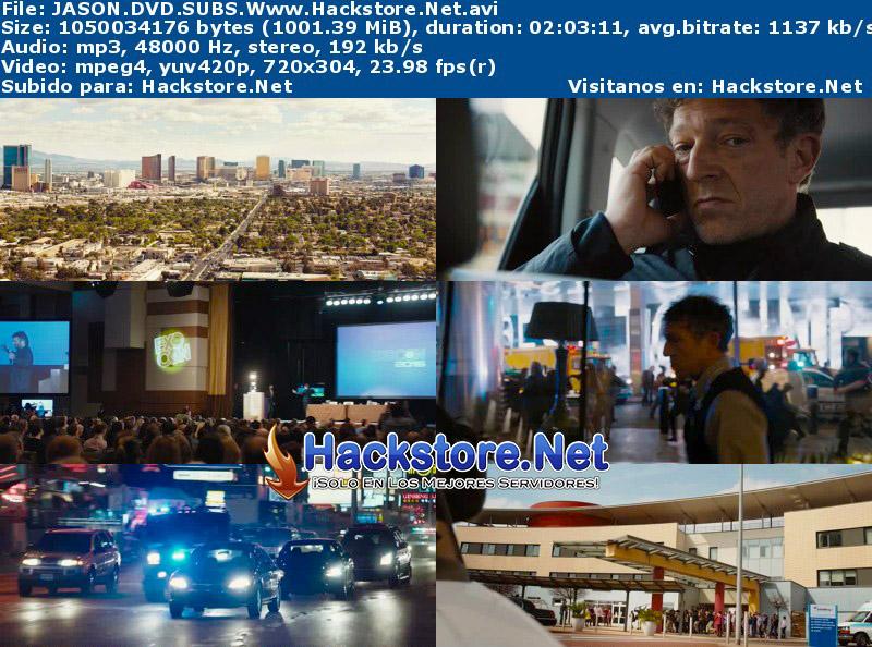 Capturas de Jason Bourne (2016) DVDRip Subtitulada