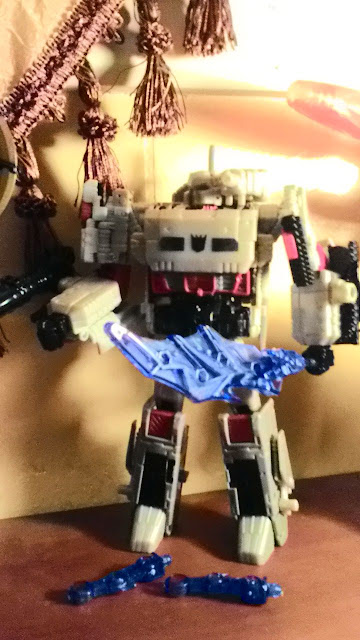 Titans Return, Transformers, Megatron, Tank, Jet