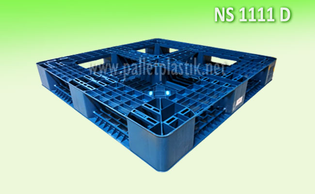 jual pallet plastik one way series NS 1111 d