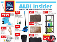 Aldi weekly ad Ring in The New Year Dec 26 - Jan 1, 2019
