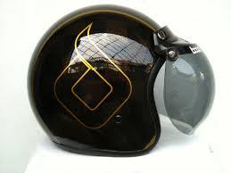 Daftar harga helm bogo kulit asli classic retro sni untuk