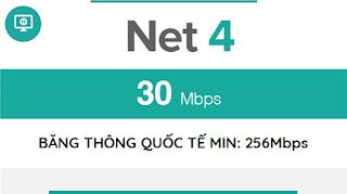 lắp đặt internet cáp quang viettel NET4
