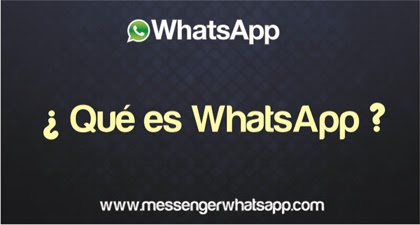 ¿Que es WhatsApp?