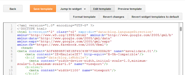 BLOG HELPER FOR BLOGGERS : How To Use The New Blogger HTML