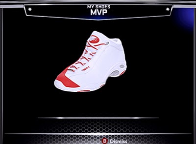 NBA 2K14 AND1 Tai Chi Mid Shoes Patch