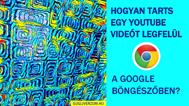 Így használhatod a Floating for Youtube Chrome bővítményt