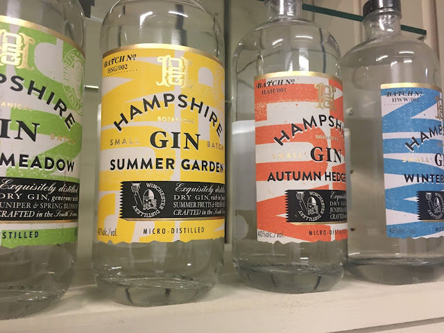 Hampshire gin
