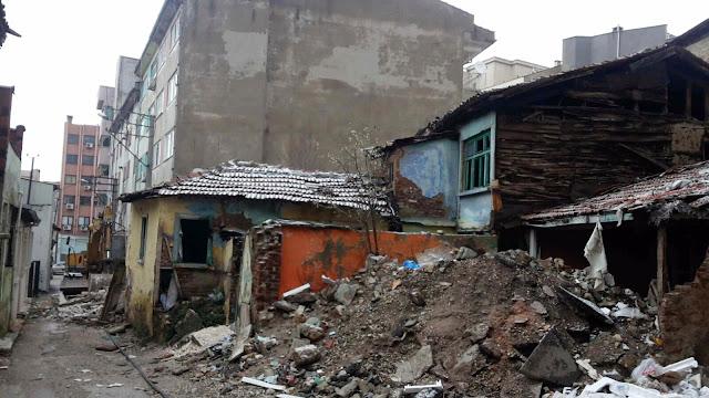 Metruk Binalar Yıkılıyor Vatandaş Rahat Nefes Alıyor