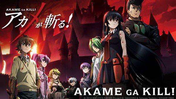 Akame ga Kill!   BD ligero   sub español   MEGA