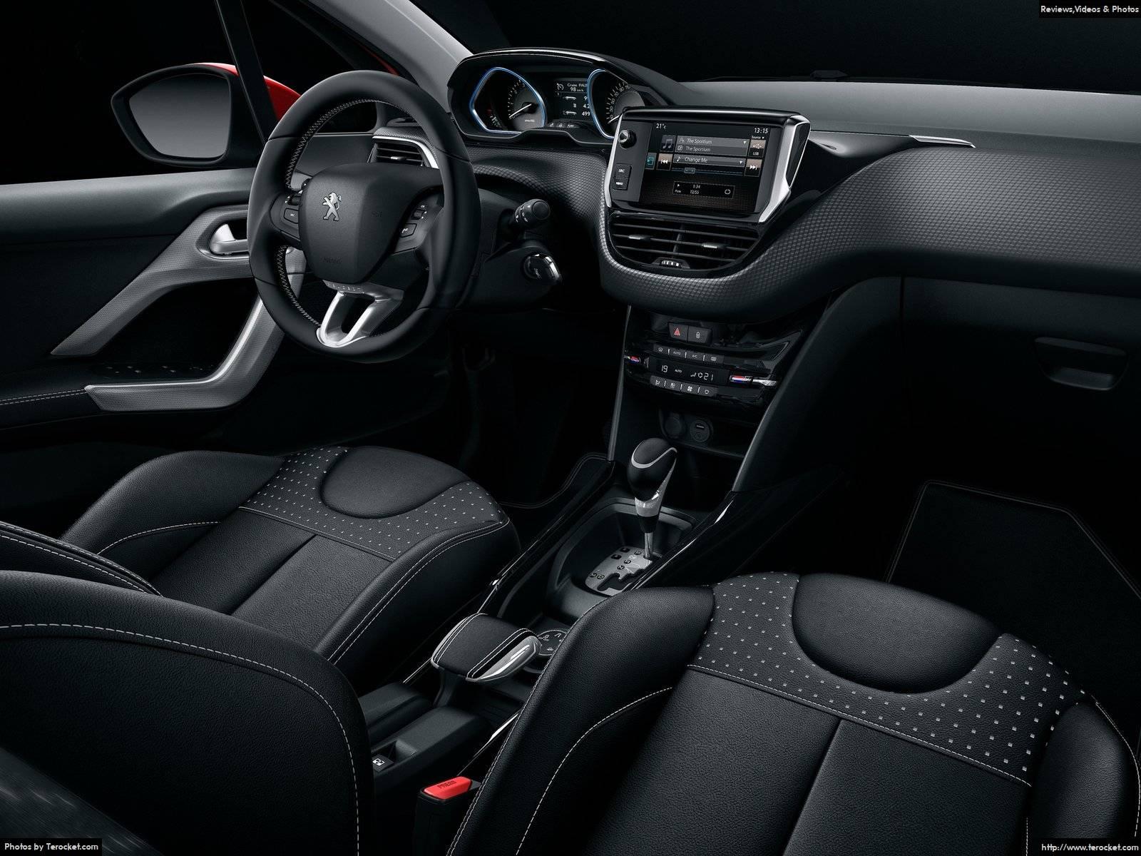 Hình ảnh xe ô tô Peugeot 2008 2017 & nội ngoại thất