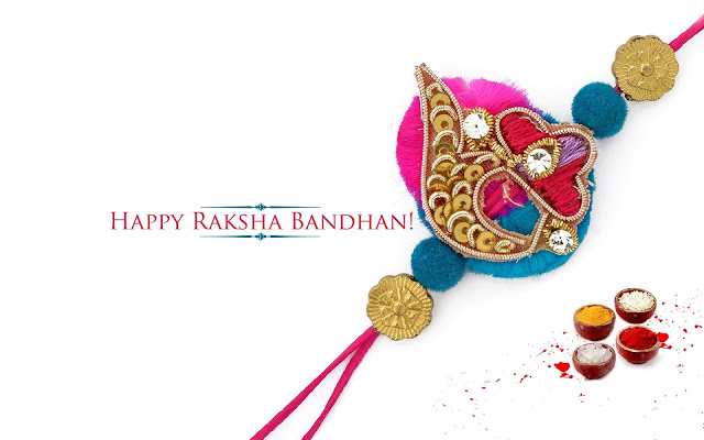 Happy Rakhi HD Wallpapers