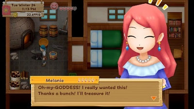Birthdays and Villagers' Favorite Gifts in Harvest Moon: Light of Hope