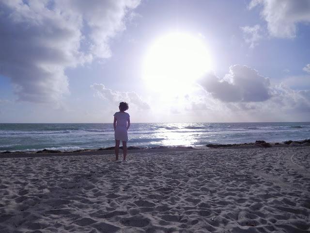 Amanecer en Mid Beach Miami