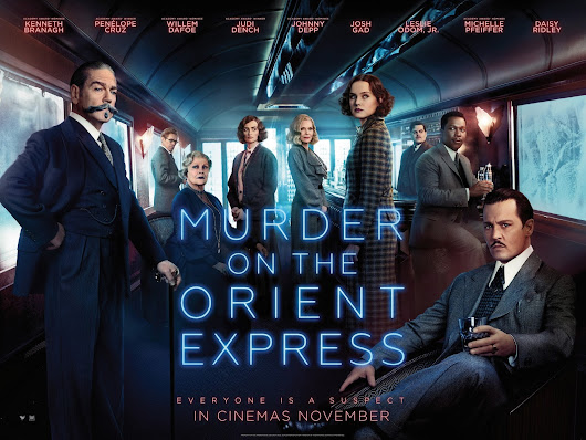 (Movie Review) Murder on the Orient Express, Potensi yang Baik