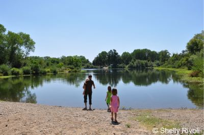 kids at Anderson River Park