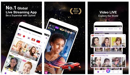 10 Aplikasi Live Broadcasting Alternatif Selain Bigo