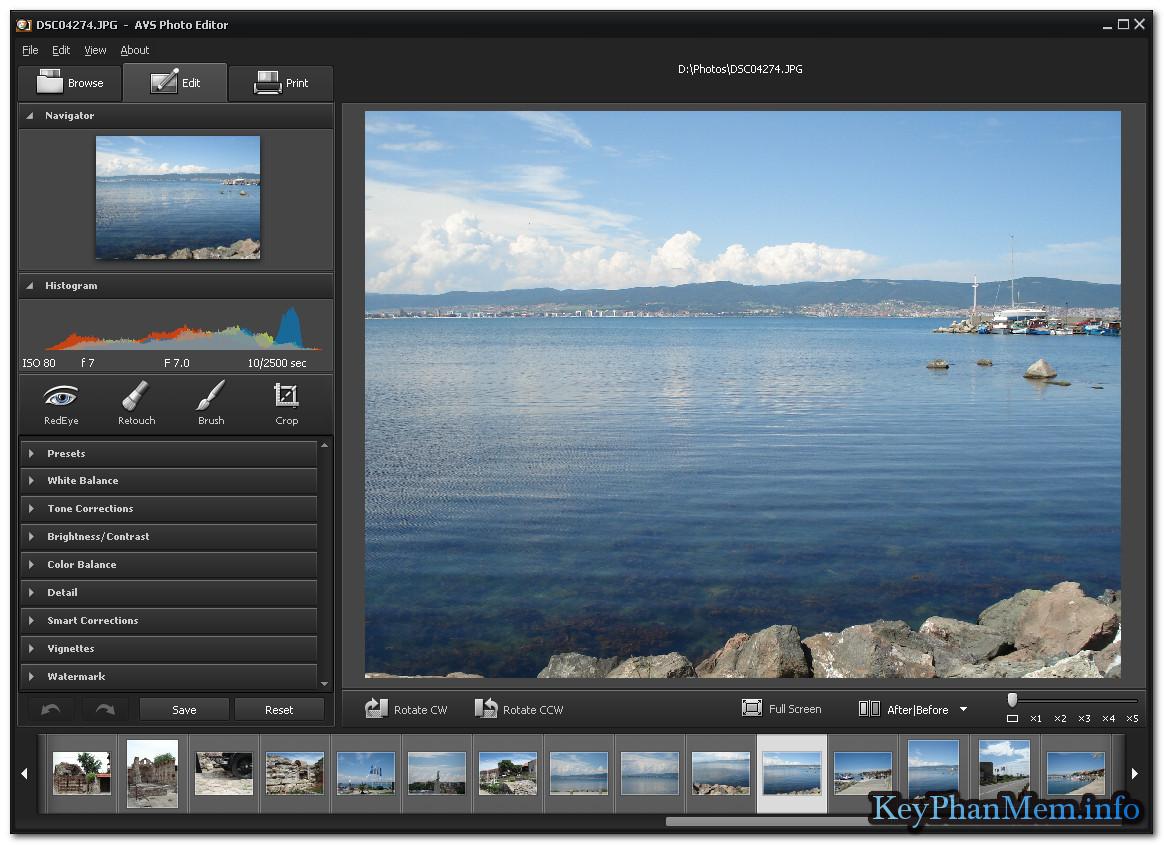 Download AVS Photo Editor Version 3.1.1.160 Full Key, Phần mềm thay đổi kích thước,thu,phóng và tinh chỉnh hình ảnh