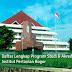 Daftar Lengkap Program Studi dan Akreditasi IPB - Institut Pertanian Bogor