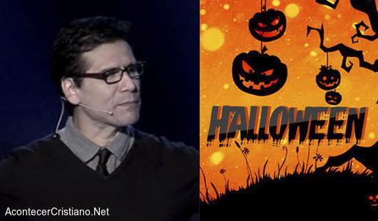 Jesús Adrián Romero y Halloween