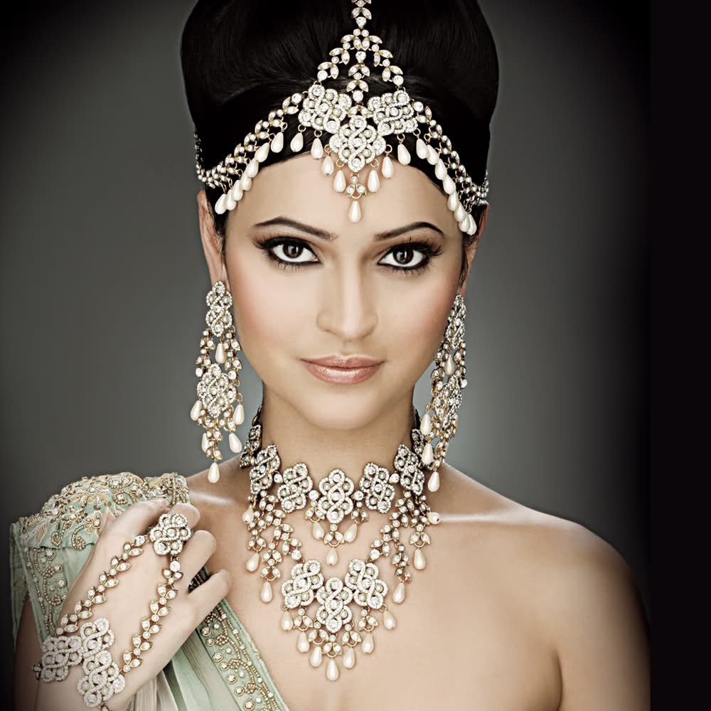Wedding Hairstyle And Makeup: Bella Airbrush Makeup & Hair Design: Indian Bridal Hair