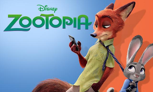 Zootopia - DVDRip - Latino [2016] - Portada
