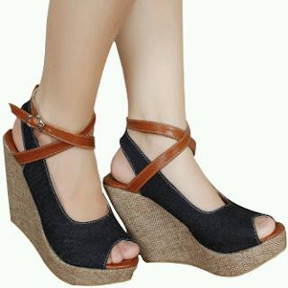 Bisnis Online Shop Menjual Sepatu Wanita Berbagai Macam