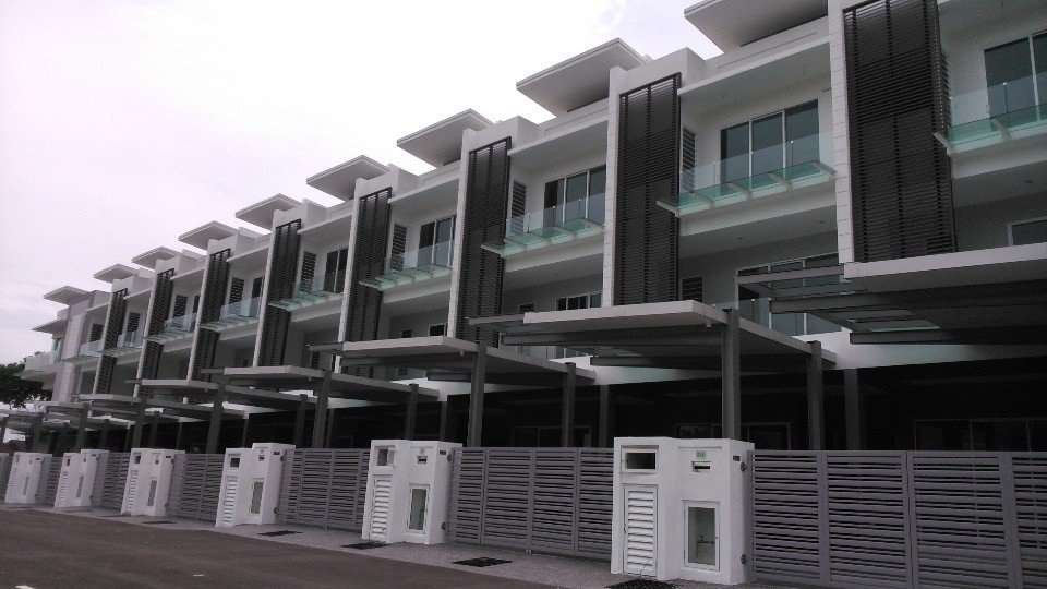 Ghee hiang gardens residences apartment for Terrace 9 penang