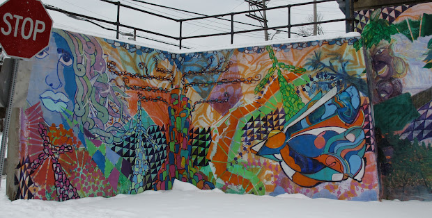 Pittsburgh Mural Art