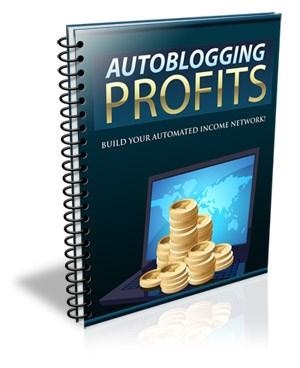 Autoblog Profits | Make Money from Auto Blogging | Read Books Online