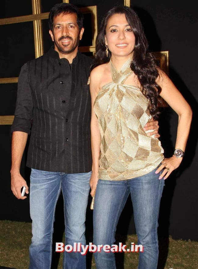Kabir Khan and Mini Mathur, All Bollywood Celebs at Deepika Padukone Golden Party