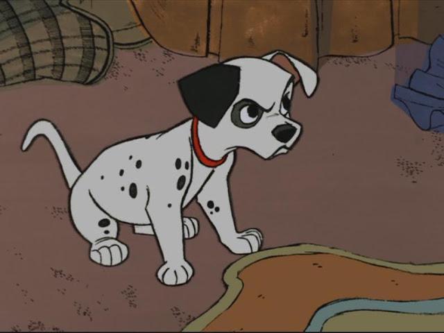 Puppy 101 Dalmations 1961 animatedfilmreviews.blogspot.com